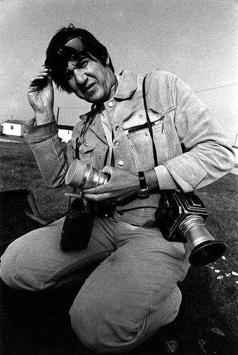 Lewis Morley (Fred)